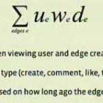 Facebook EdgeRank and News Feed Optimization?