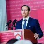 Matthew Loop - Featured Speaker at the Harvard Faculty Club